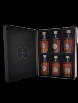 6er Tasting Set Whisky 0,05 l
