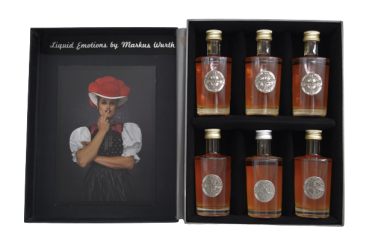 6er Tasting Set Whisky 0,05 l